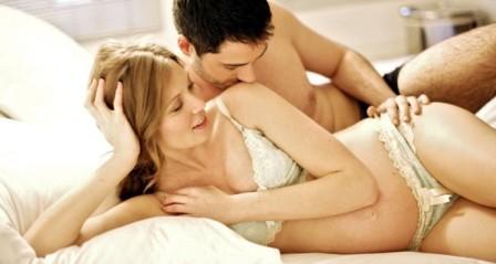 Сексуальное влечение во время беременности